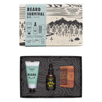 "Care kit ""BEARD SURVIVAL"""