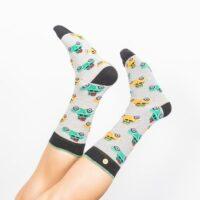 "Inseparable Socks ""AMAURY & FLORE"""