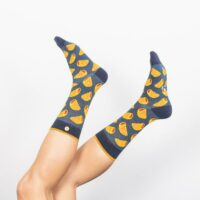 """Inseperable Socks Collection """"BASILE & CAPUCINE"""""""