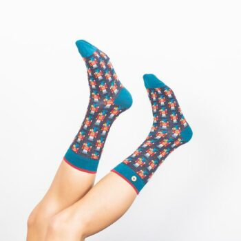 """Inseperable Socks Collection """"ILANE & TIPHANIE"""""""