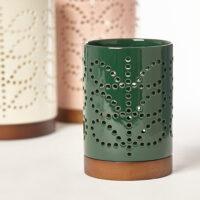 """Ceramisch Teelicht """"ORLA KIELY"""" Small"""