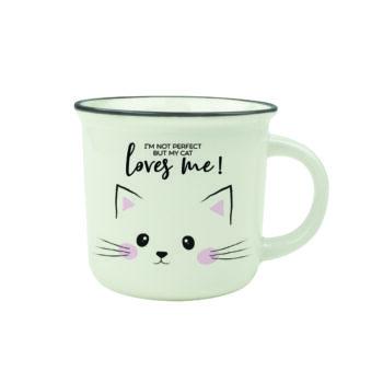 "Cup-Puccino Mug ""CAT"""