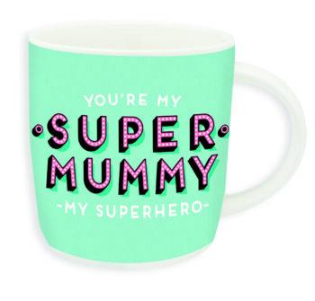 """Buongiorno Tas """"SUPER MUMMY"""""""