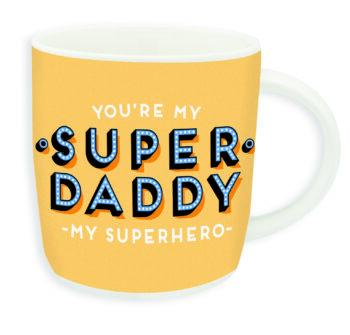"""Buongiorno Tas """"SUPER DADDY"""""""