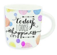 """Buongiorno Mug """"HAPPINESS"""""""