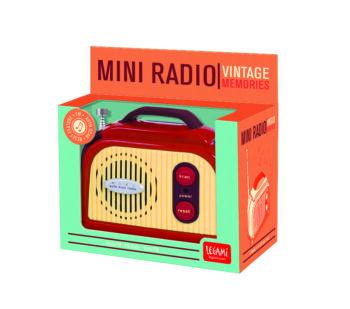 """Vintage Memories """"MINI RETRO RADIO"""""""