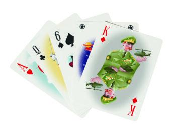"Vintage Memories ""PLAYING CARDS"""