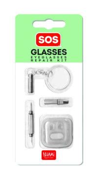 """SOS Collecton """"GLASSES REPAIR KIT"""""""