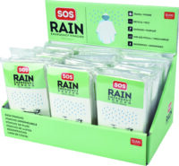 """SOS Collecton """"RAIN PONCHO"""""""